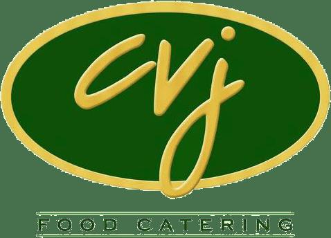 CVJ catering logo
