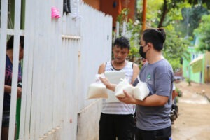 A kilo of Rice for a Cause