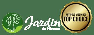 Jardin de Miramar logo alternate