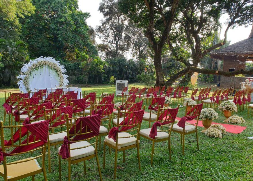 Prado venue at Jardin de Miramar