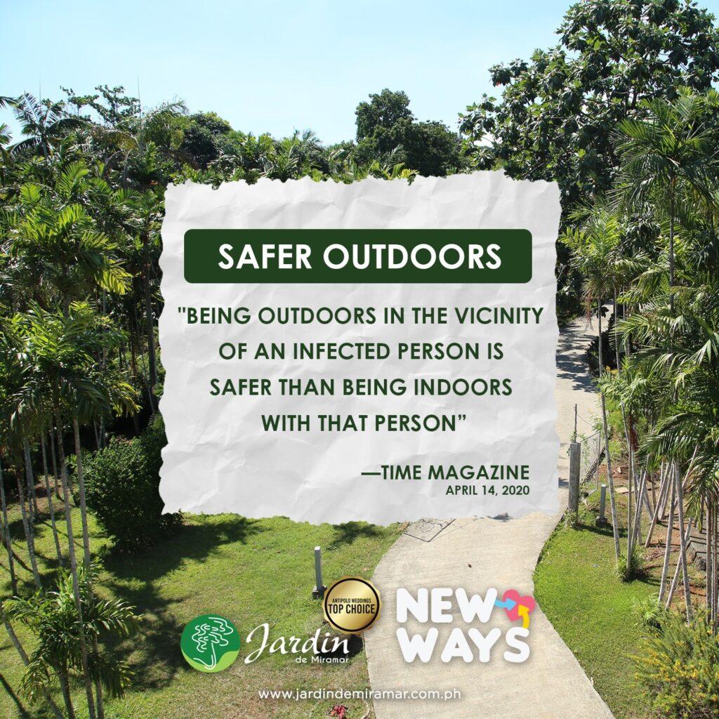 Jardin Covid prevention New Ways Time Magazine