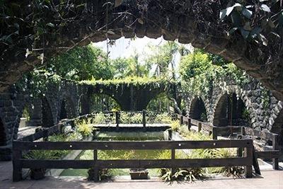 Intramuros at Jardin de Miramar