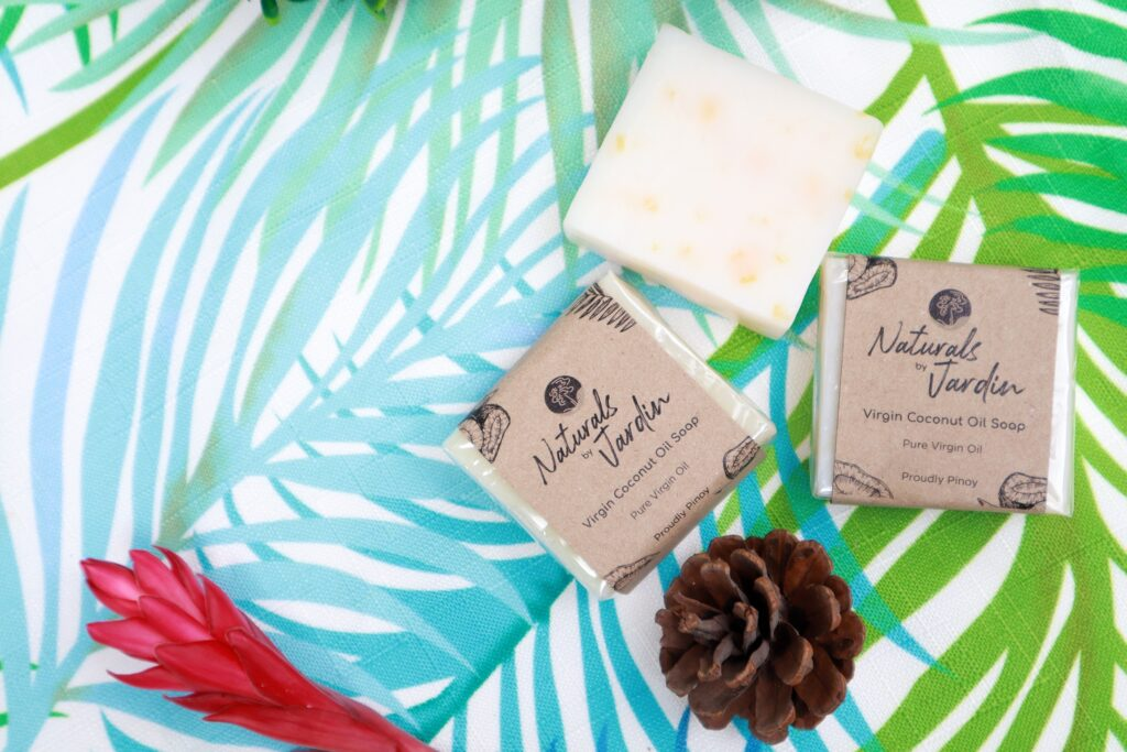 Jardin Naturals VCO soap
