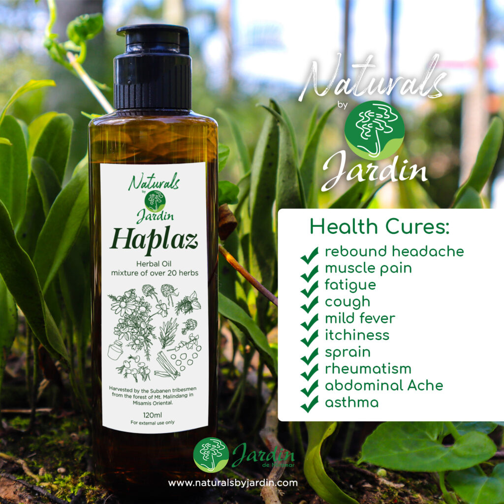 Haplaz Herbal Oil