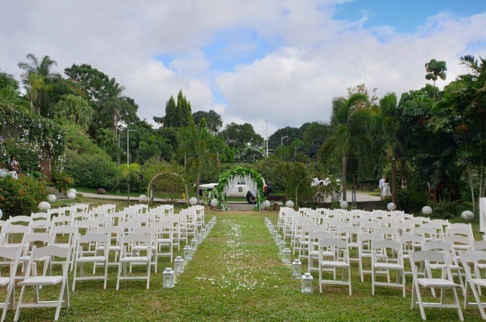 moderno estacion garden wedding venue