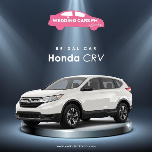 Honda CRV Wedding Cars PH