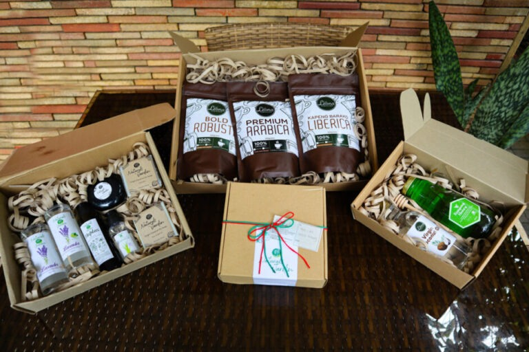 Cafe Leona Naturals by Jardin products