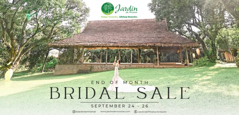 End of Month Bridal Sale