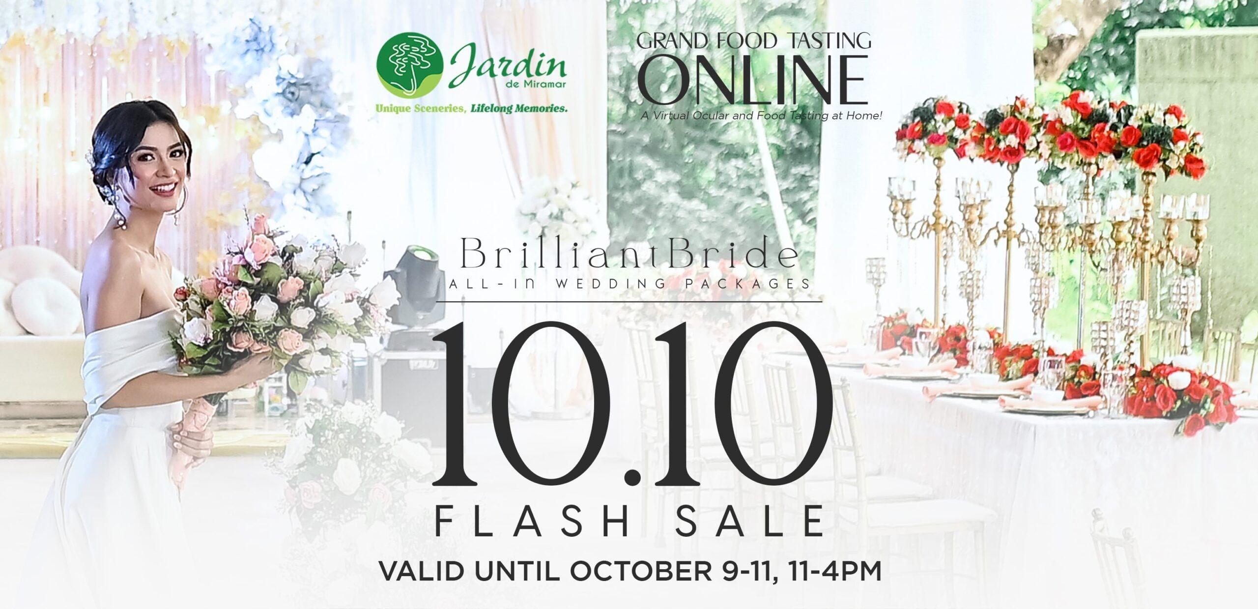 Bridal Sale 1010 Sale